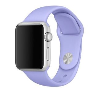 NEW Lilac Purple Sport Band For Apple Watch
